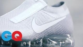 川久保玲 X Nike聯名款VaporMax 【GQ編輯開箱】|GQ Unboxing