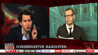 Real News: Conservative Hangover