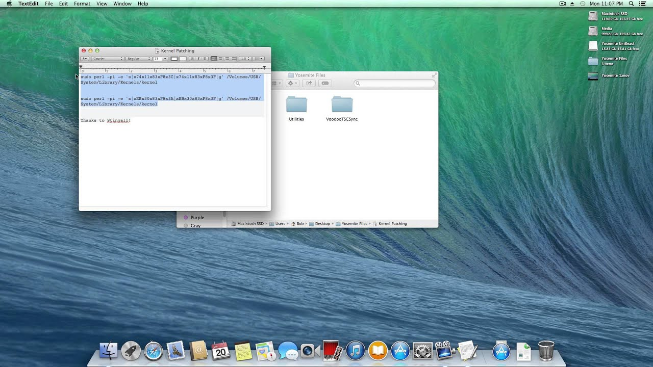 Installing OS X Yosemite With Chimera (Including X99) [Quick Hackintosh Tip]