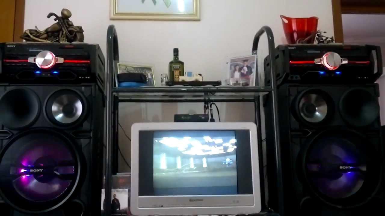 Meus Dois Sony Fst Sh2000-1
