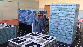 COEX Clover Autonomous flights…