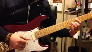 Savior King Hillsong United - Guitar