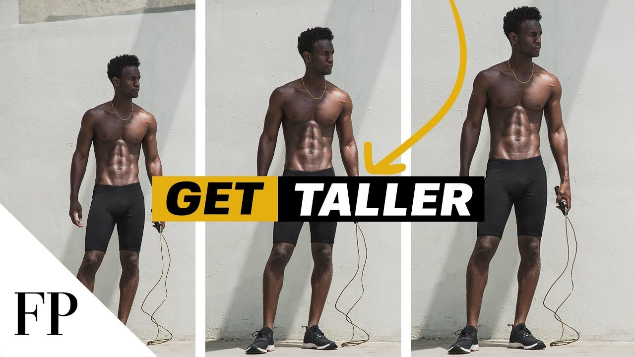 Download How to GROW TALLER at Any AGE - (It's POSSIBLE)