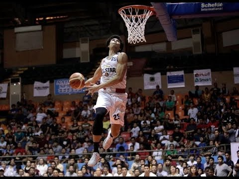 Japeth Aguilar Monster Dunks & Selected Highlights | PBA All Stars 05.25.18