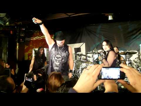 Adrenaline Mob - Come undone. New York, Live 13/03/2013 Webster Hall