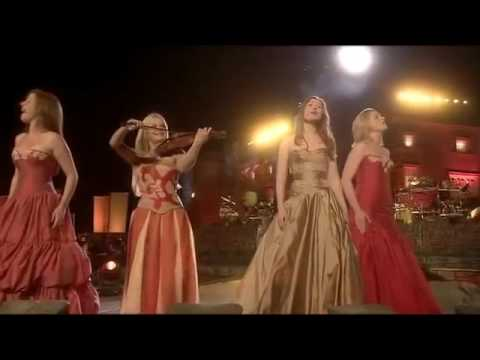 Celtic Woman   You Raise Me Up and Concert Closing, live at the Slane Castle