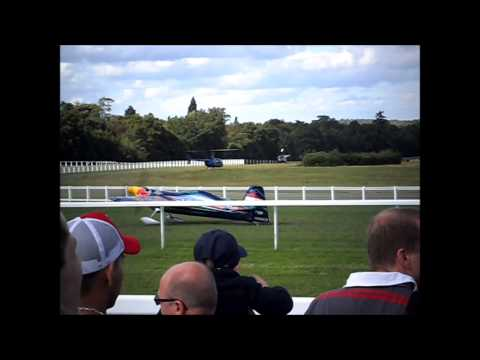 Red Bull Air Race 2014 at Ascot Racecourse - 17/08/14
