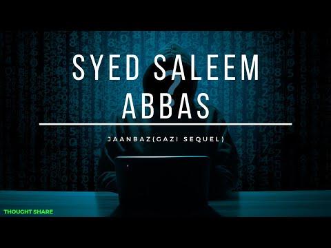 Jasoos Bana Janbaaz By Syed Saleem Abbas | Spy Story | Thought Share