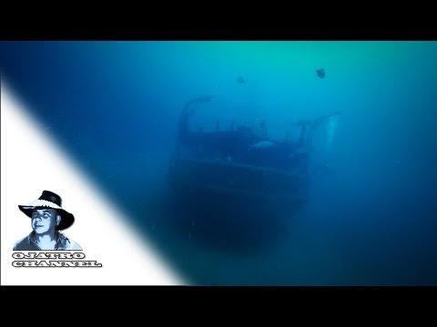 Zenia Wreck vs Lionfish 01 Narration