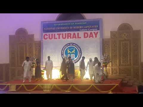 NUML lahore culture day