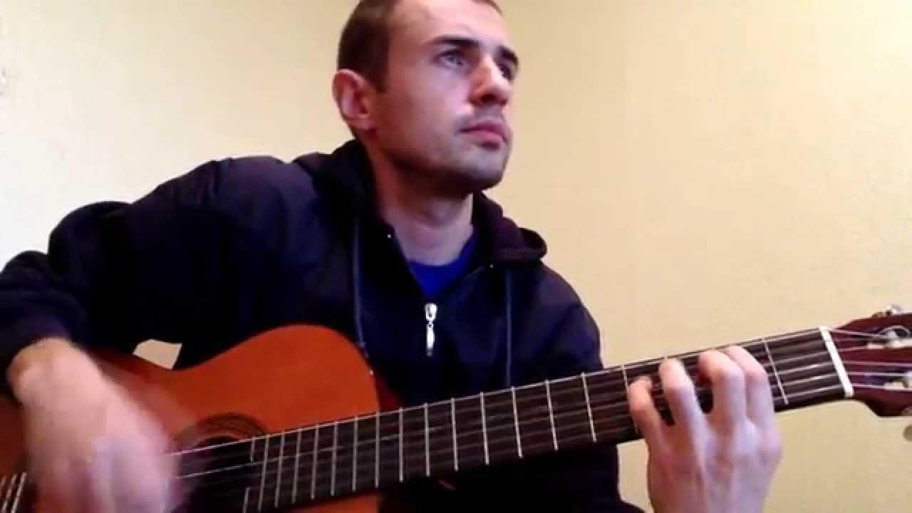 Мой Бог - рэп под гитару, песня до мурашек !!!