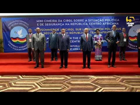 Summit of Heads of State in Angola focuses on political crisis in C.A.R