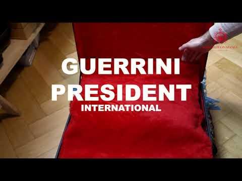 Akkordeon Guerrini President International mit Akkordeonmania & Dr. Stan