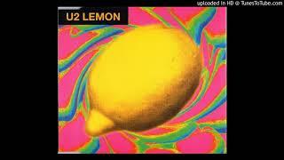 u2 lemon single edit