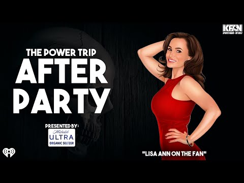 The Power Trip After Party - Lisa Ann on The Fan