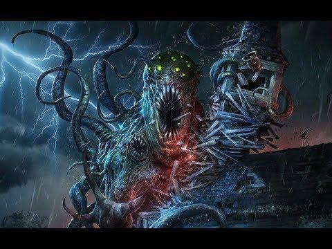克蘇魯神話入門,惡臭鬼鎮的畸形怪胎《敦威治恐怖事件》 - YouTube