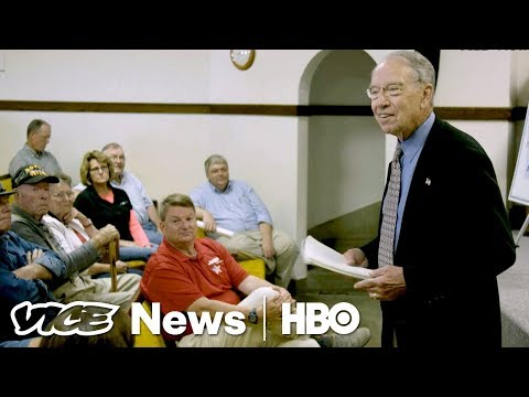 We Found One Republican Not Ducking His Constituents In The Trump Era (HBO)