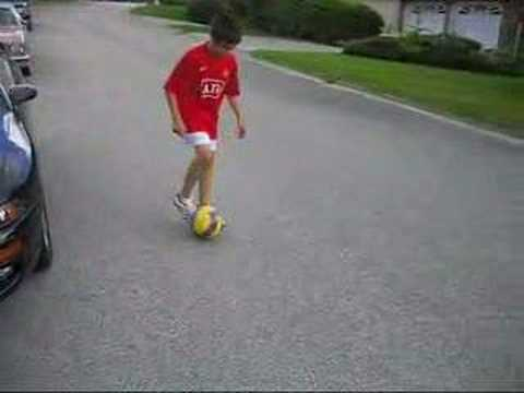 some cool soccer tricks and moves - YouTube