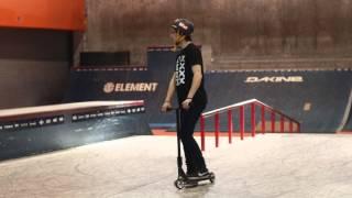 Comment faire un 180 en Trottinette Freestyle | Tutoriel WIXX