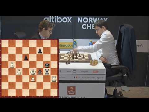 Карлсен Уничтожил Всех! Norway Chess 2017. Блиц Шахматы