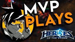 Heroes of the Storm (HotS) | QUEEN OF THE ZIP | TRACER Gameplay ft. Sinvicta