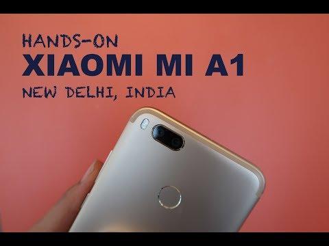 Xiaomi Mi A1 Hands-On - Indonesia