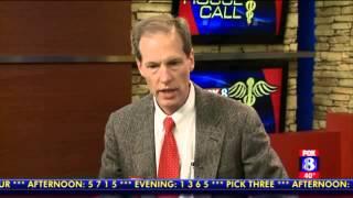 Neurologist Keith Willis on Dizziness - March 2015