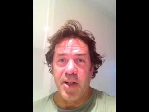 Mick McDermott Shaves for Charity