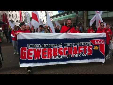 1.  Mai 2014 DGB Jugend NRW
