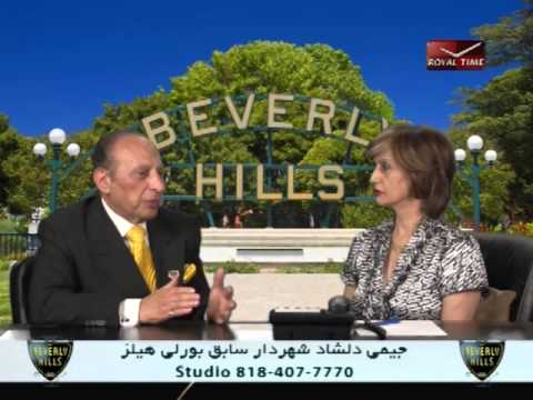 Simin Tehrani with Jimmy Delshad Interview - YouTube