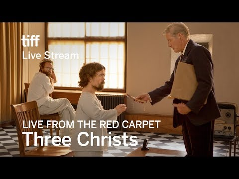 THREE CHRISTS Live from the Red Carpet