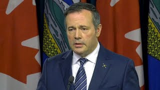 Jason Kenney on TMX pipeline: 'We're happy with today's decision'
