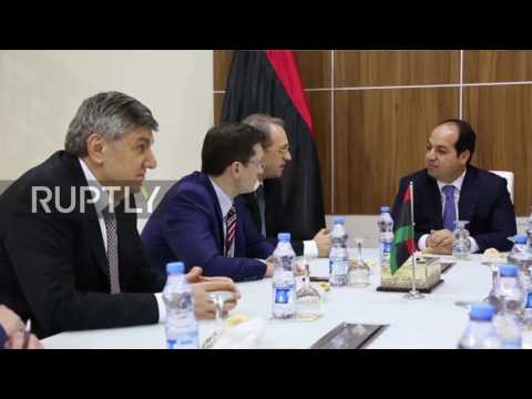 Libya: Russian deputy foreign minister arrives in Tripoli for trade, military talks