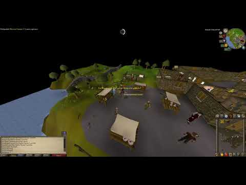 Old School Runescape - Road To Max From Scratch #14 (UnoGamez) Thieving Master Farmer