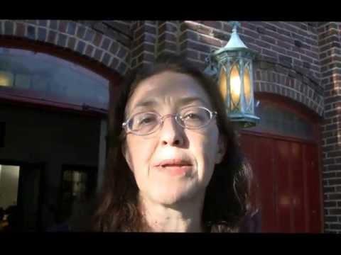 Gloria La Riva habla con el corazón