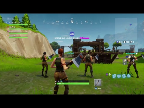 Fortnite 1.26 with friends