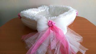 Wedding and Baby Basket Making, Nikah ve Bebek Sepeti Yapımı