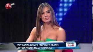 Repeat youtube video Esperanza Gómez revela todos los secretos del cine porno en Primer Plano - 11/10/2013