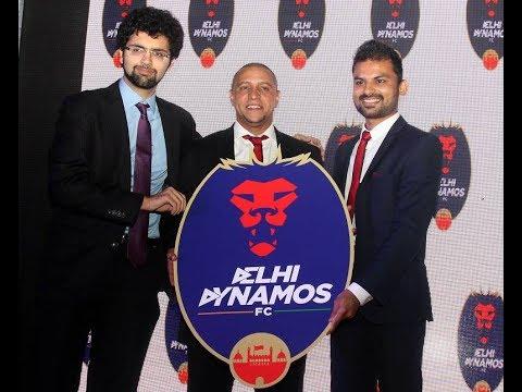 DELHI DYNAMOS FC SQUAD (ISL Season 4)-2017