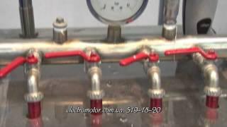 Смотреть видео насосная установка hydro multi
