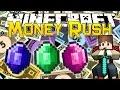 Minecraft: MONEY RUSH #1 - CRAZY FIRST GAME! (Epic Mini-Game)