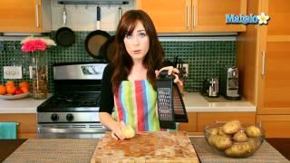 How to Grate a Potato