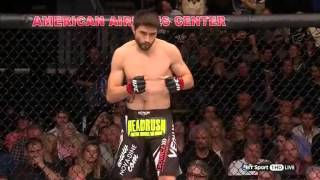 Tyron Woodley vs Carlos Condit Fight Video UFC 171