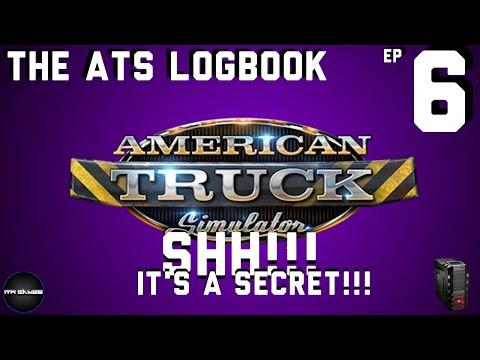 The ATS Logbook - Ep 6 - Shhh!!! It's a Secret!!!
