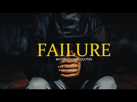 Motivational Quotes About Failure   How To Deal With Failure Quotes