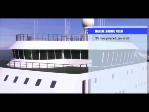Offshore Management and Marine Bridge Crew -