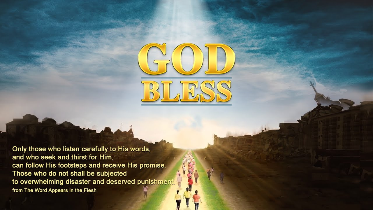 """God Bless"" 