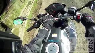 Test Ride Yamaha MT-25 (Bukan Review)