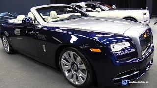 2018 Rolls Royce Dawn Homage R Edition - Exterior Interior Walkaround - 2018 Montreal Auto Show