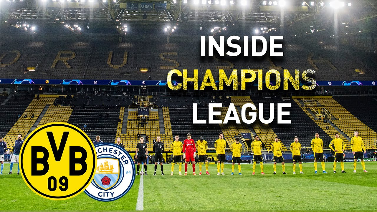 The end of our CL season | INSIDE Champions League | BVB - Manchester City 1:2